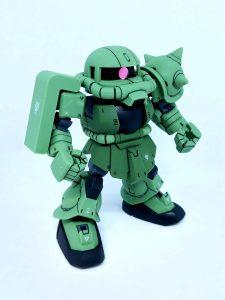 SDCS ザクⅡ(CSフレーム)