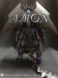ASW-G-07Dガンダムアモン