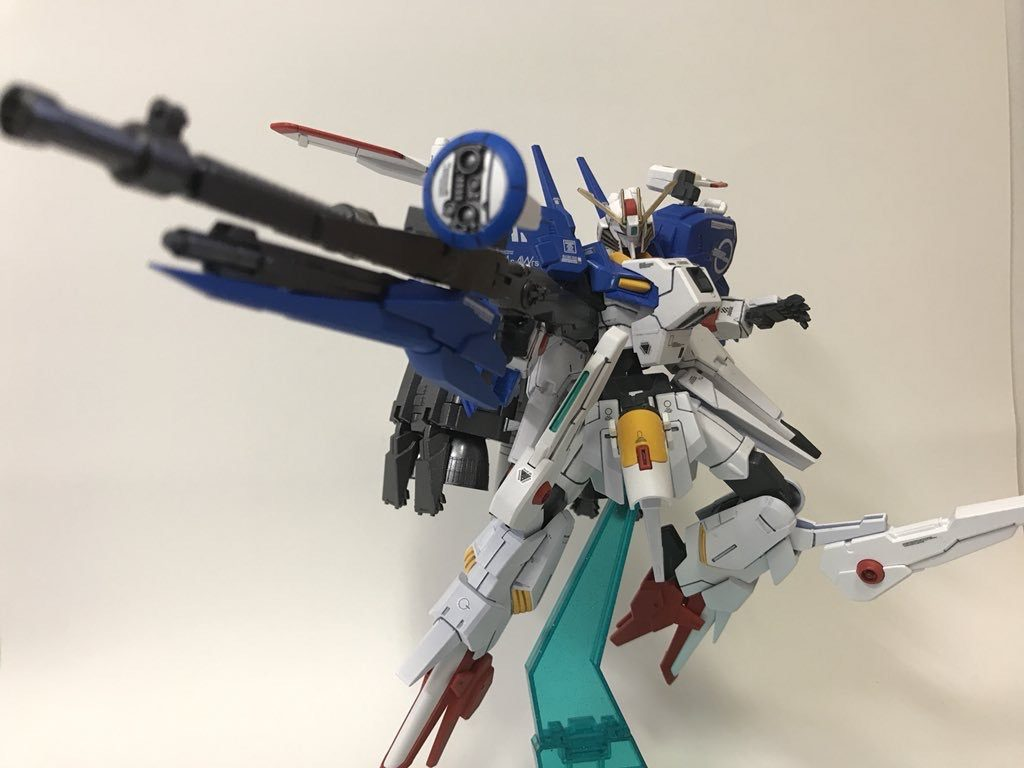 EX-ΖΖII(エグゼス) アピールショット4
