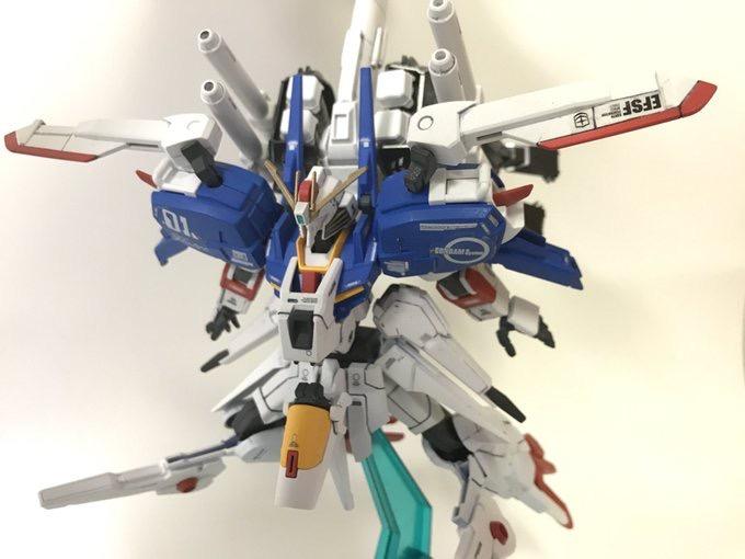EX-ΖΖII(エグゼス) アピールショット3