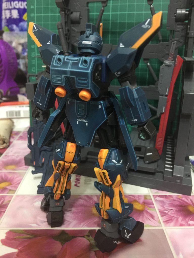 ガンダムアストレイ·SR アピールショット1