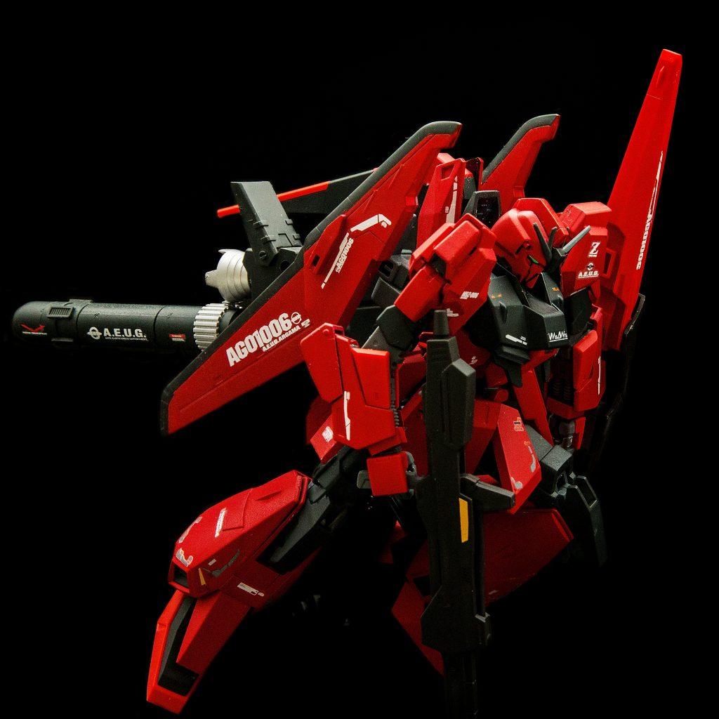 Crimson Lightning(クリムゾンライトニング) アピールショット3