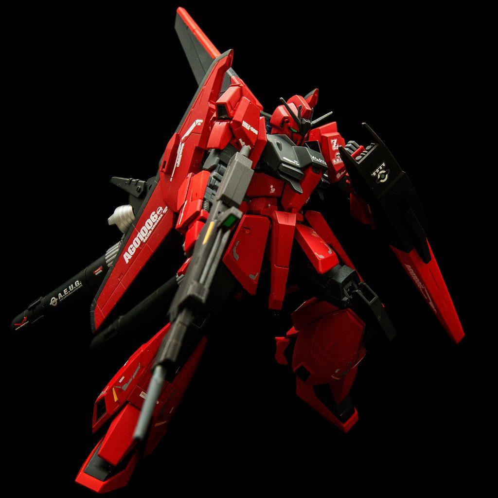 Crimson Lightning(クリムゾンライトニング) アピールショット2