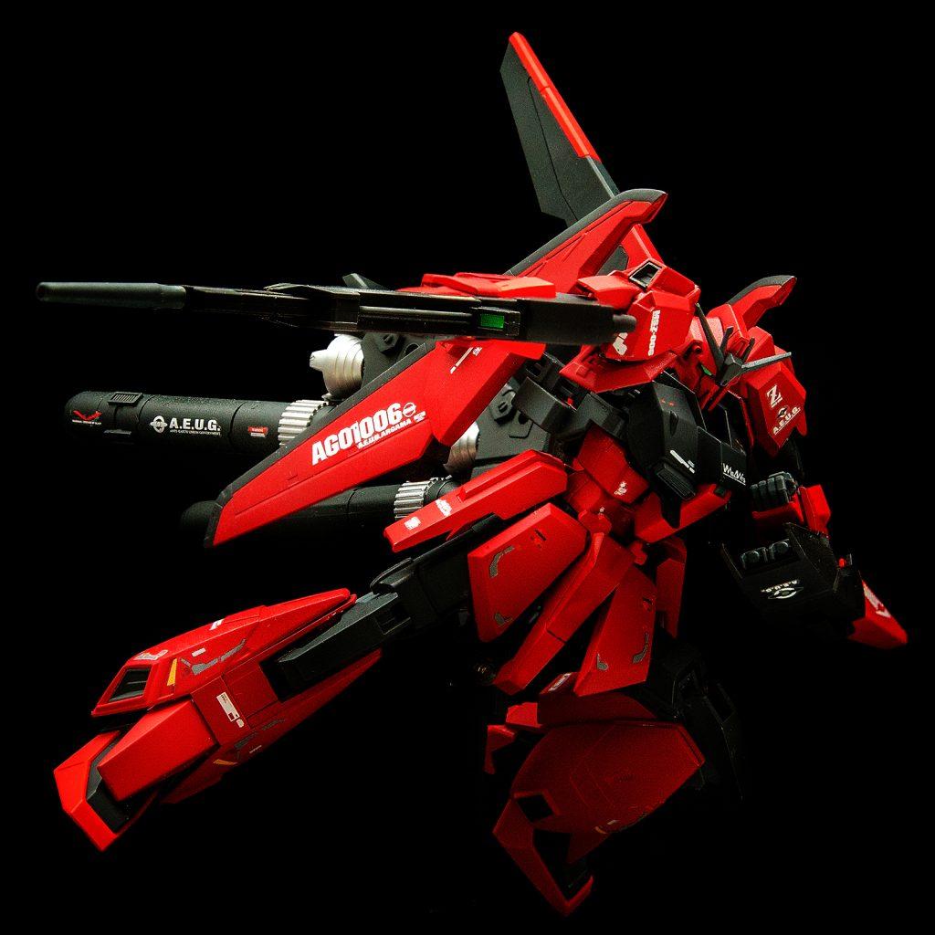 Crimson Lightning(クリムゾンライトニング) アピールショット1
