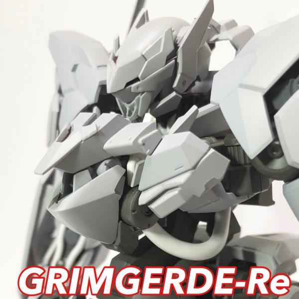 グリムゲルデ・リンカー(ロールアウトVer.)