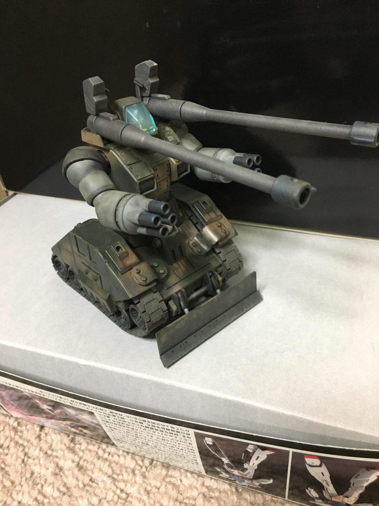ガンタンク現地改修型 アピールショット6