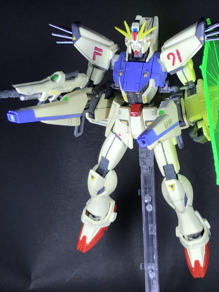 HG F91