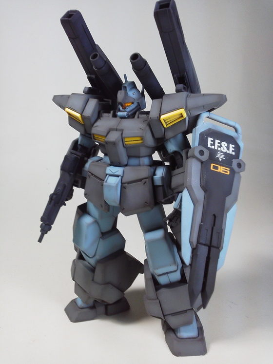 ジムキャノンⅢ (拠点防衛小隊)