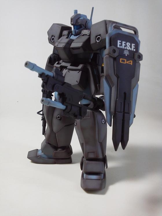 ジム・ヘビーストライカー (ジム拠点防衛小隊)