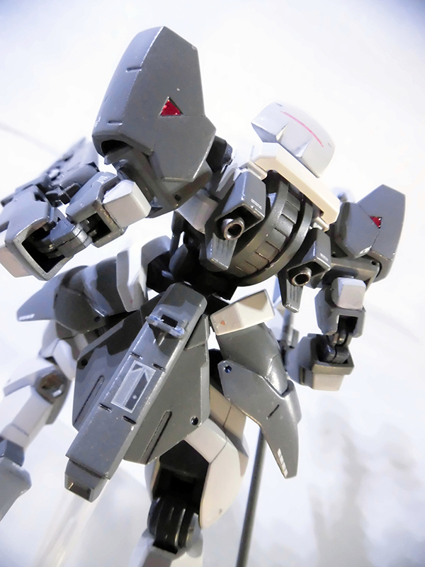 百錬地上用改修案B・白虹 アピールショット3