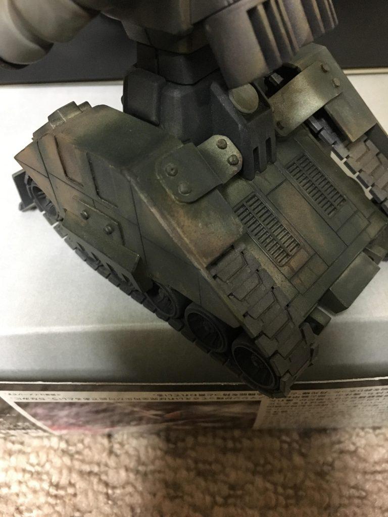 ガンタンク現地改修型 アピールショット3