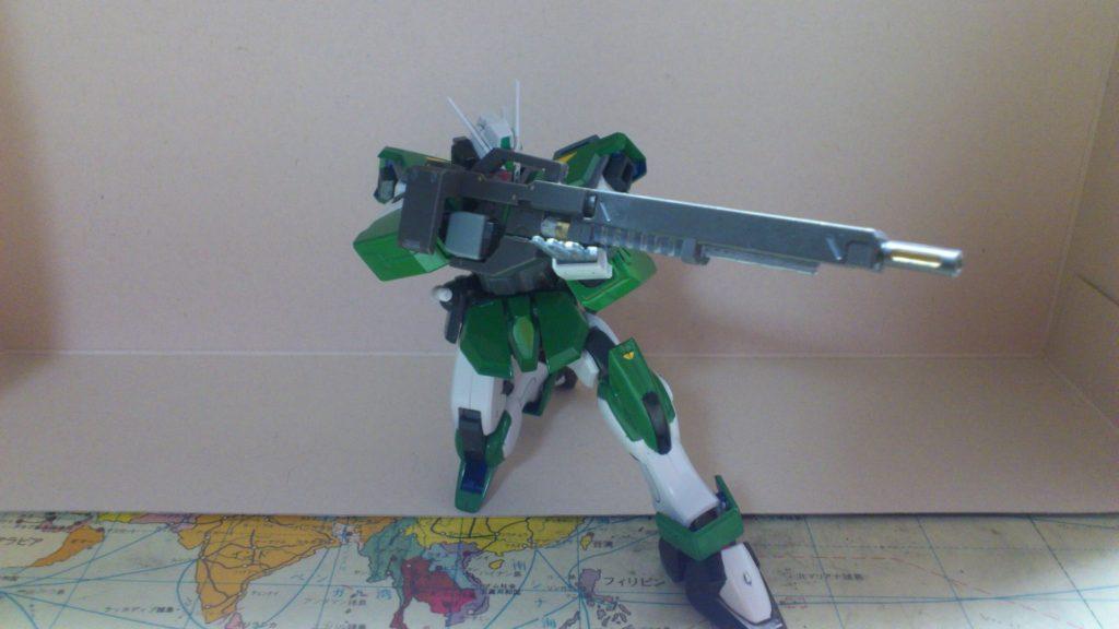 GAT-01A1S 105スナイパーダガー アピールショット7