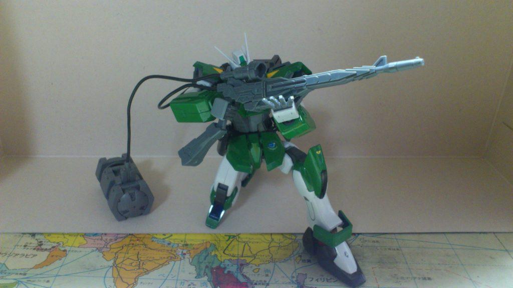 GAT-01A1S 105スナイパーダガー 制作工程2