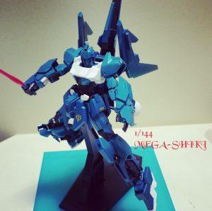 1/144  Mega-Shiki