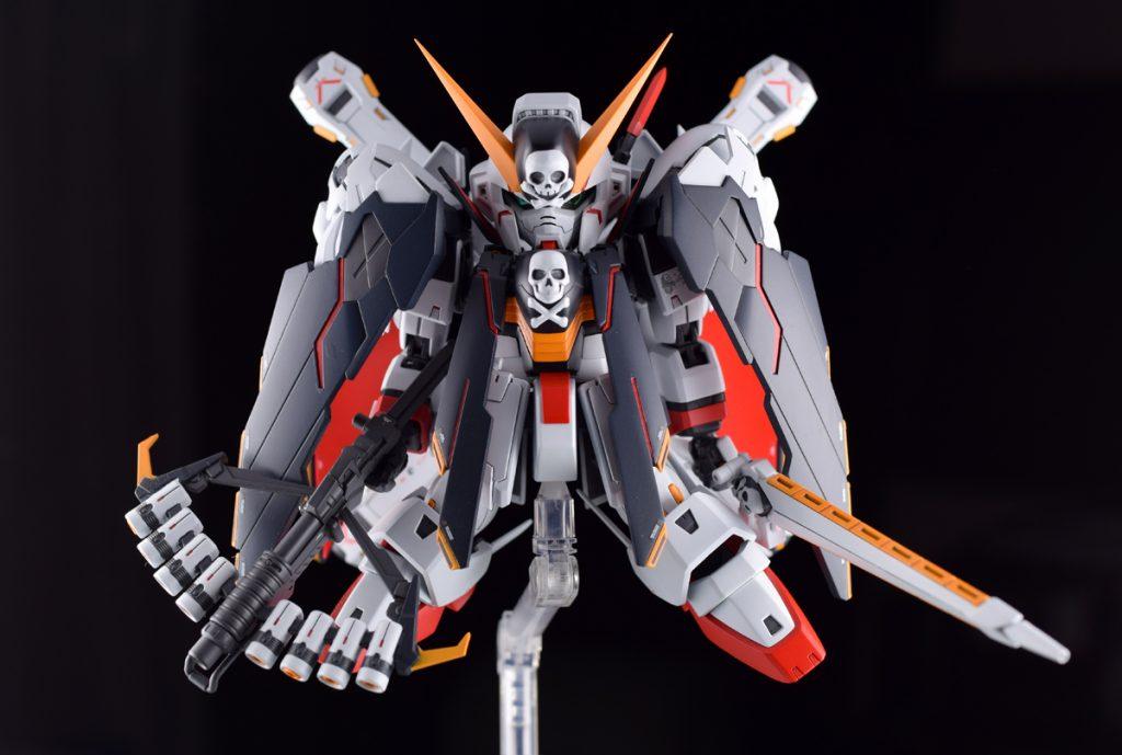 デフォルメ クロスボーンガンダムX1フルクロス アピールショット6