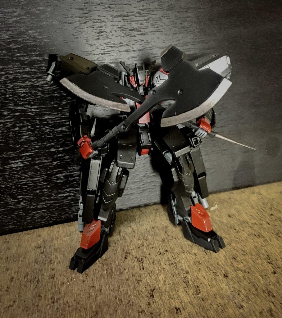 ガンダムグシオンG型 アピールショット4
