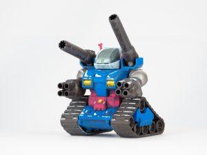 SDガンタンク(イラスト風)