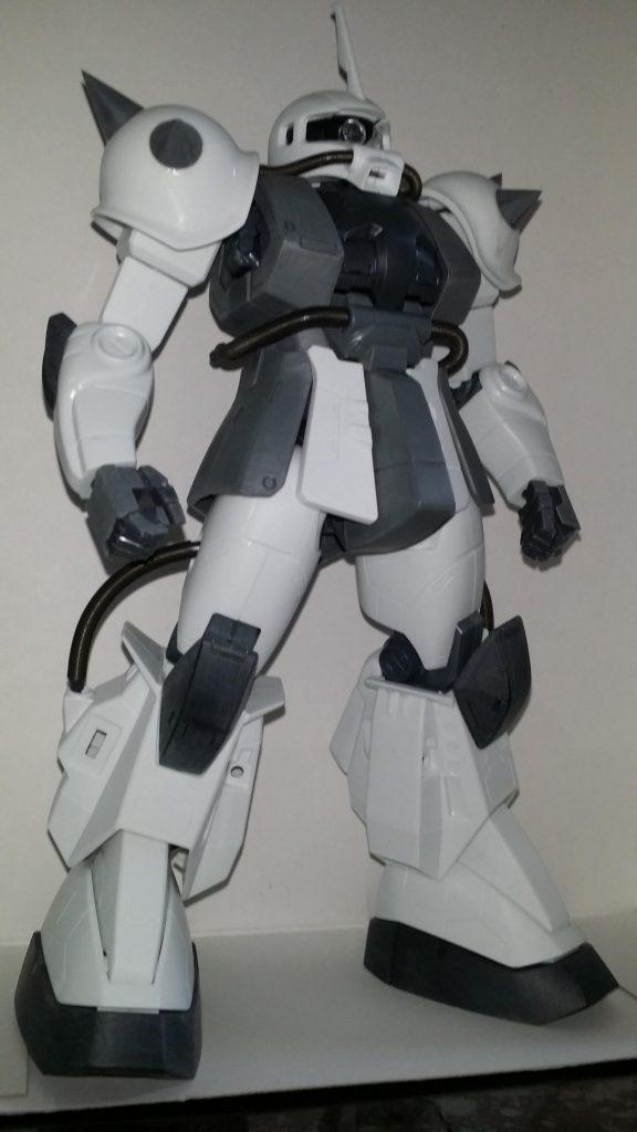 MG1.0シン・マツ〇ガ専用でカスタムタイプ風 制作工程1