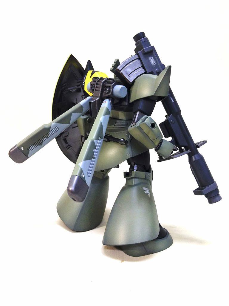 ゲルググ MS14 MFK Adler  Yellow 13 アピールショット2