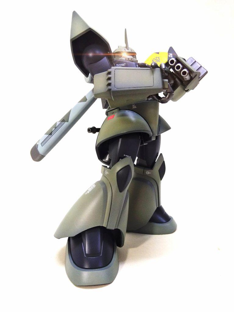 ゲルググ MS14 MFK Adler  Yellow 13 アピールショット4