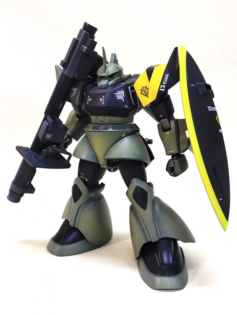 ゲルググ MS14 MFK Adler  Yellow 13 アピールショット8