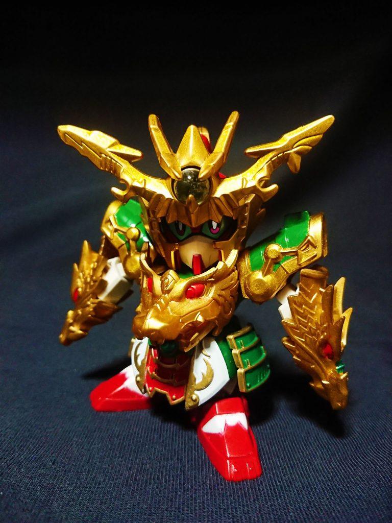 金環三結ドラゴン