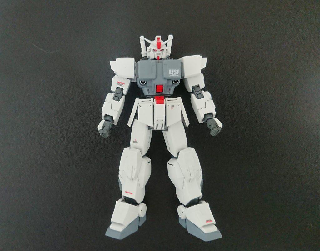 R・H少佐専用ガンダム アピールショット1