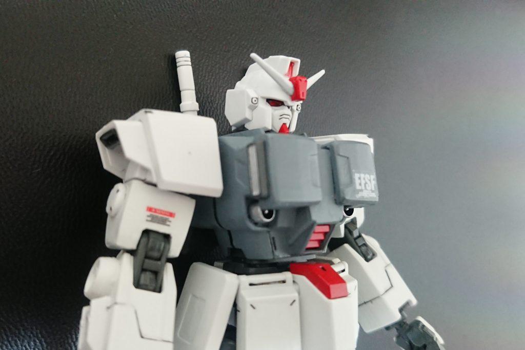 R・H少佐専用ガンダム アピールショット3