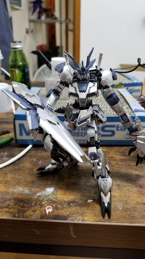 RX-0-4 ユニコーンガンダム4号機 フェンリル