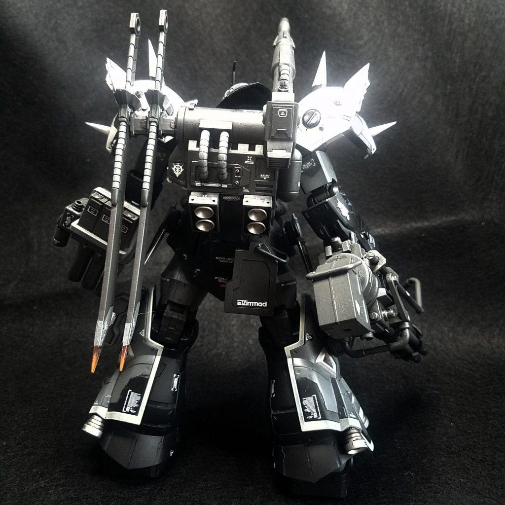 黒騎士 アピールショット2