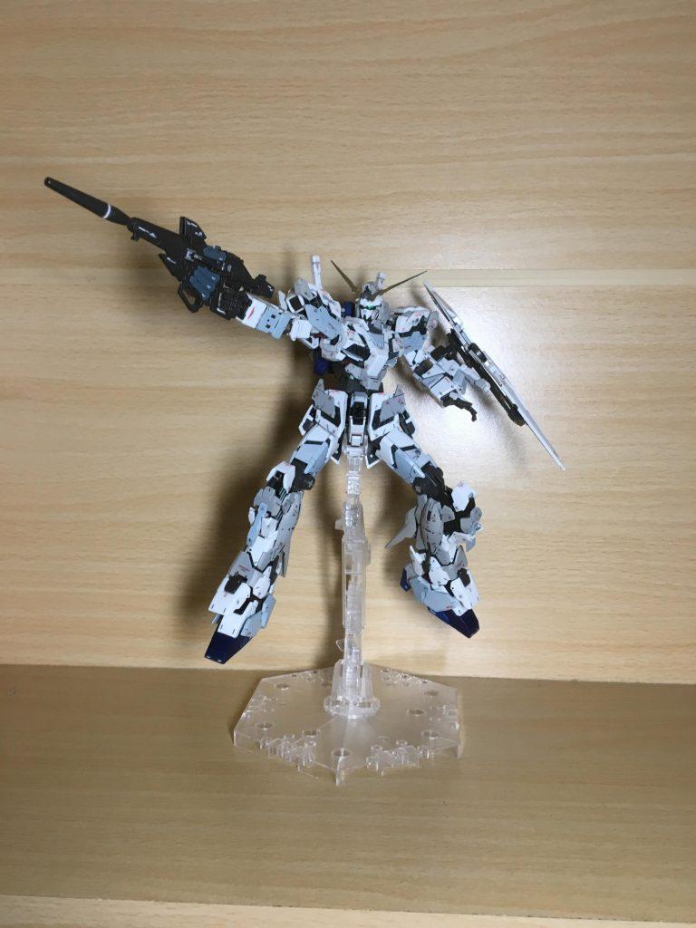 RGユニコーンガンダム(覚醒モード?)