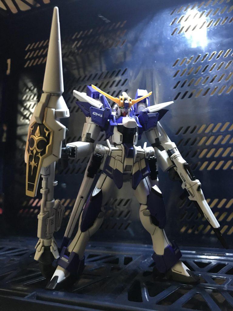 M91 BLUE アピールショット1