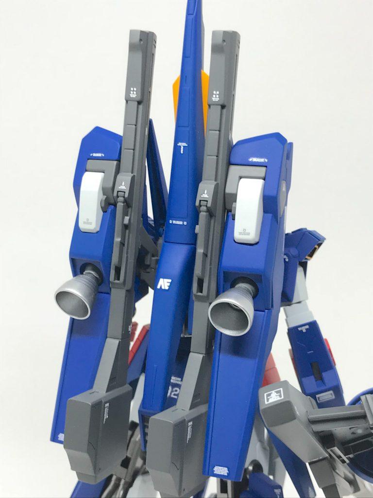 ZⅡ(ゼッツー)改 アピールショット5