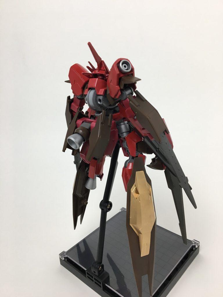 グレイズ改改 焔星号 アピールショット2