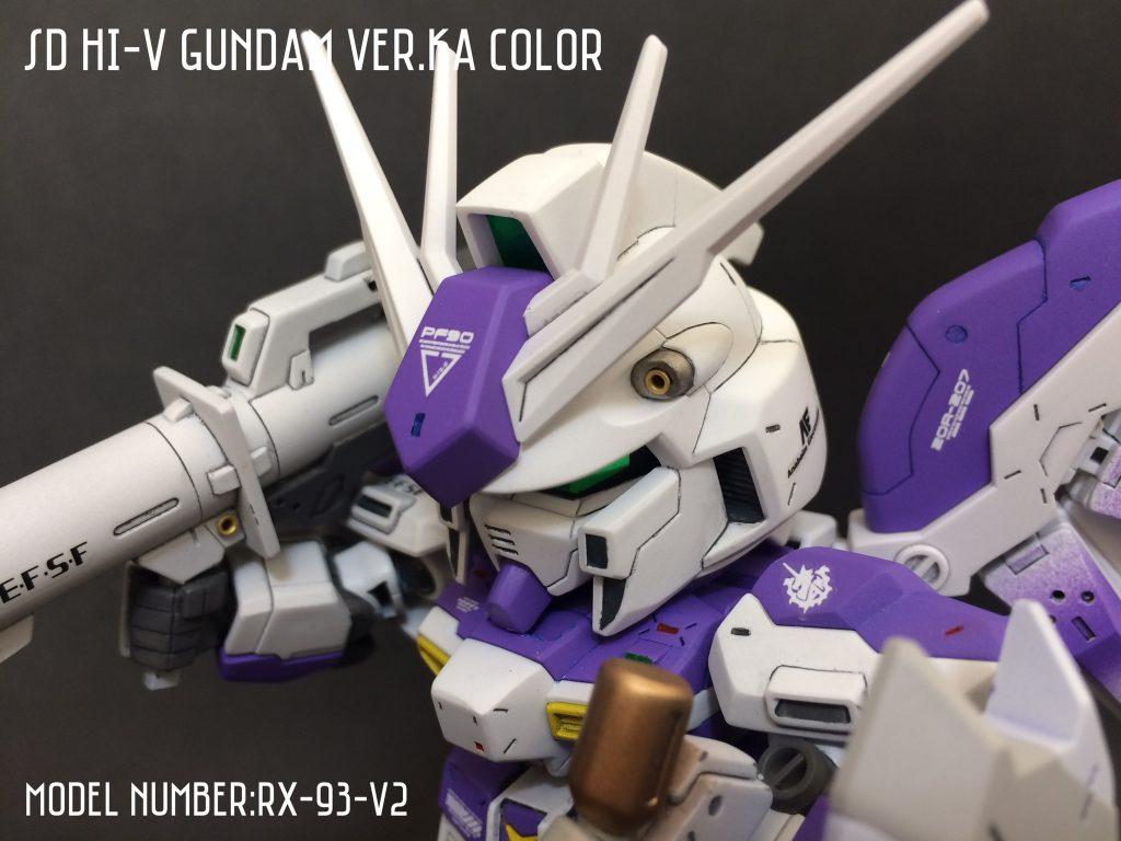 SD HI-v GUNDAM アピールショット1