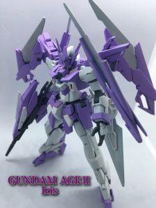 GUNDAM AGE-II Iris