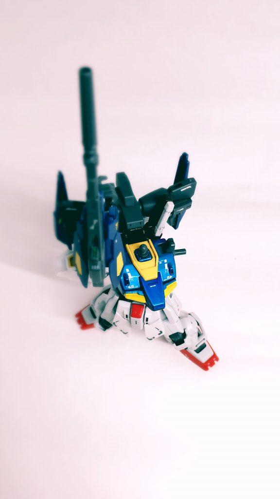 ガンダムMk-2 -unlimited- アピールショット4