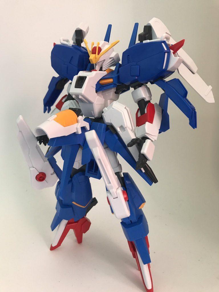 EX-ΖΖII(エグゼス) 制作工程3