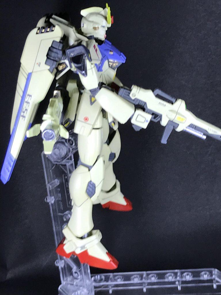 HG F91 アピールショット3