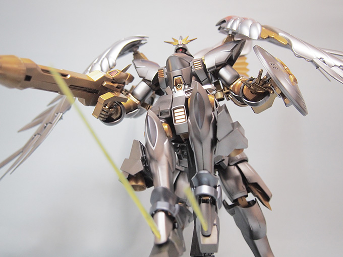 有翼衝撃重騎兵 サザビーフサリア アピールショット4
