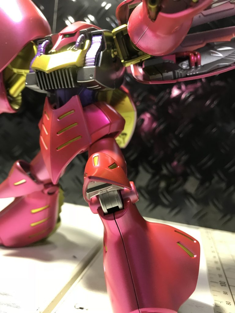 キュベレイMk-Ⅱ  プル&プルツー仕様 アピールショット2