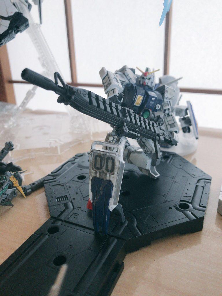 陸戦型ガンダム