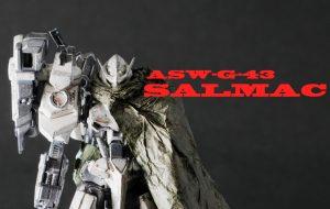 ASW-G-43 ガンダム サルマク