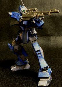 青い狙撃手!