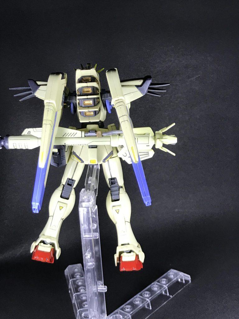 HG F91 アピールショット4