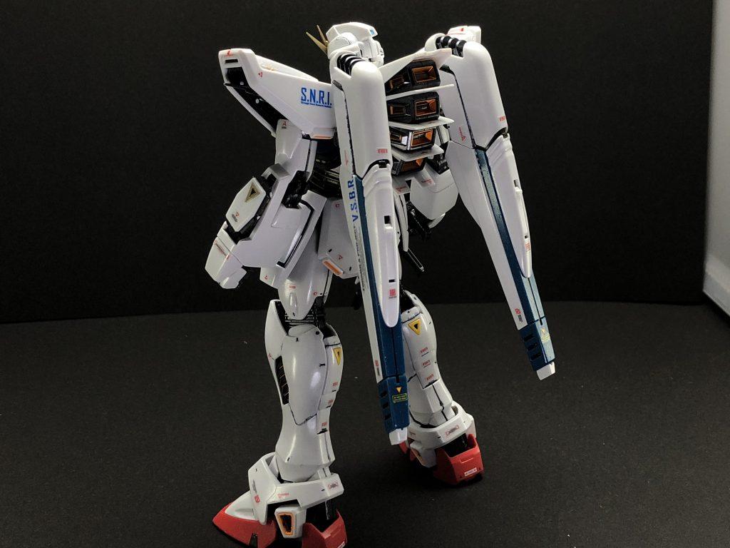 F91 ガンダム2.0 アピールショット7