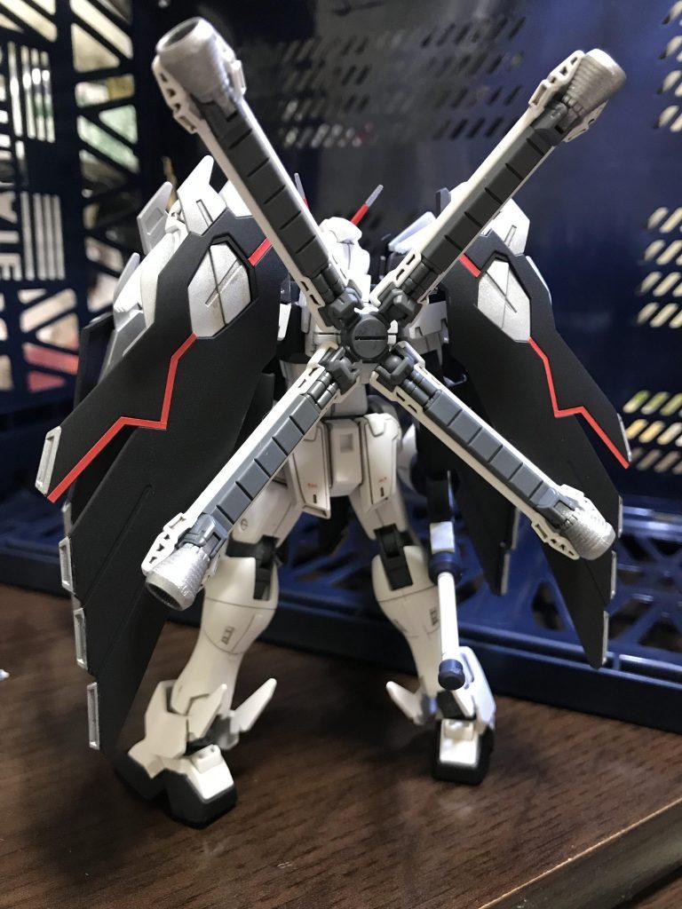 クロスボーンガンダムX1改改改 アピールショット4