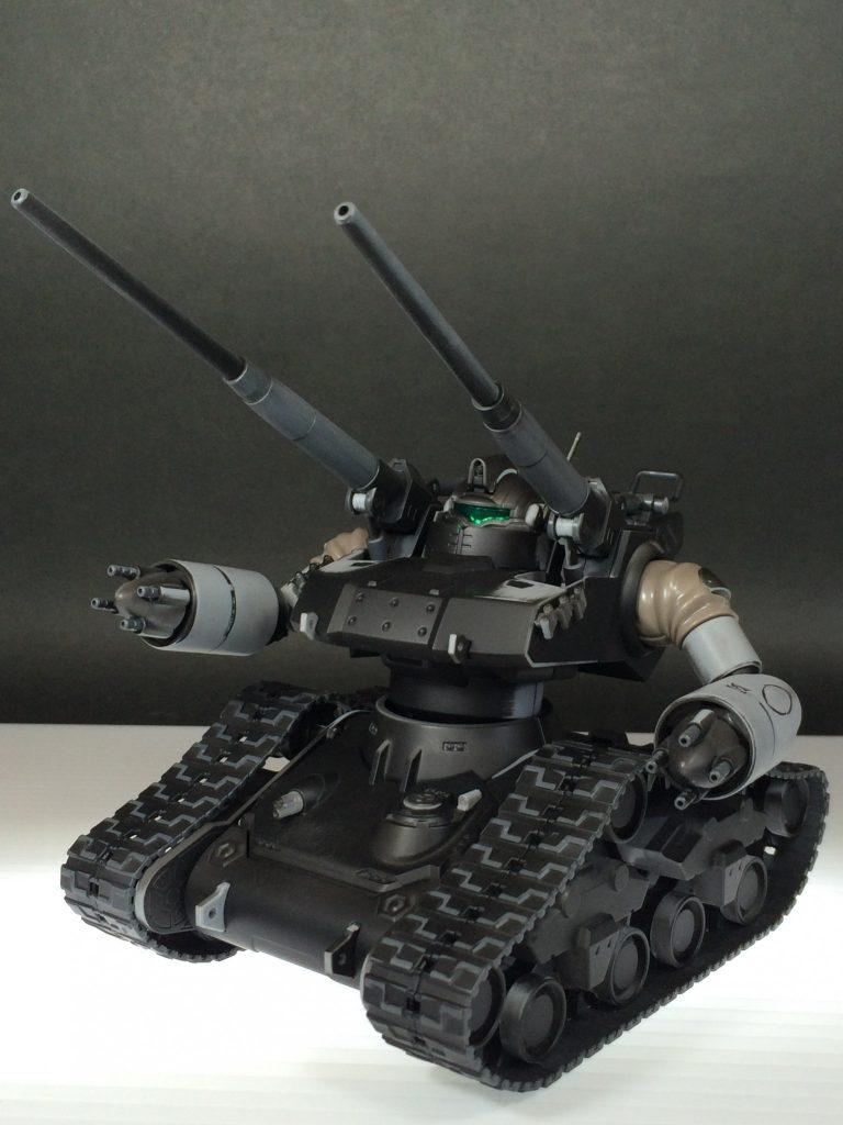 HG ガンタンク初期型 制作工程1