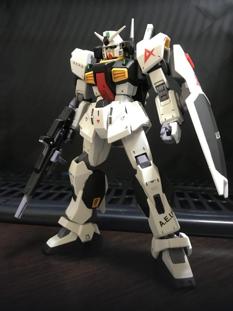 ガンダムMk-Ⅱ アムロ仕様