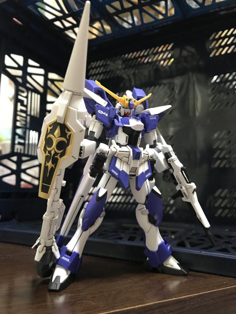 M91 BLUE アピールショット4